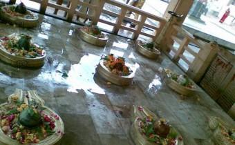 Navagraha Mandir, Triveni