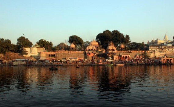 Ram Ghat at Shipra River Ujjain