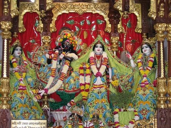 Sri Radha Krishna ISKCON Temple